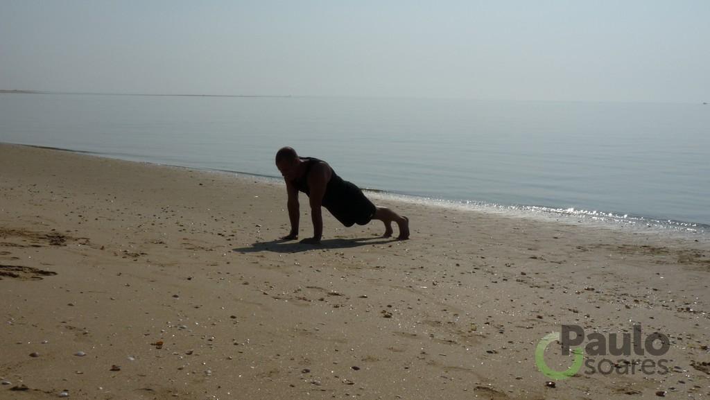 vakantie workout